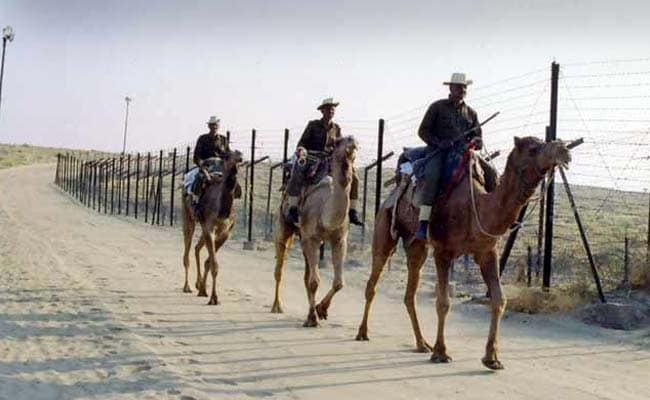 Rajasthan Reviews Security Along Border Amid Indo-Pak Tension