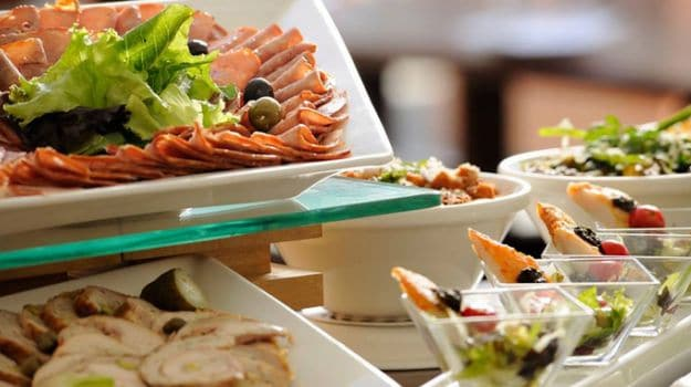 Admirable 10 Best Buffet Restaurants In Bangalore Ndtv Food Home Interior And Landscaping Oversignezvosmurscom