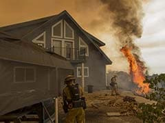 California Wildfires Death Toll Rises to 5