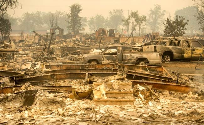 California Declares State of Emergency as Wildfires Rage