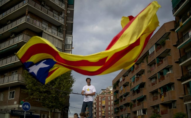 Catalonia Finally Declares Independence - But Spain Vows It Won't Last Long