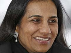 Bankers Want Centre to Pay DBT Commission on Time: Chanda Kochhar