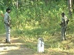 छत्तीसगढ़ के राजनांदगांव जिले में मुठभेड़, तीन इनामी नक्सली मारे गए