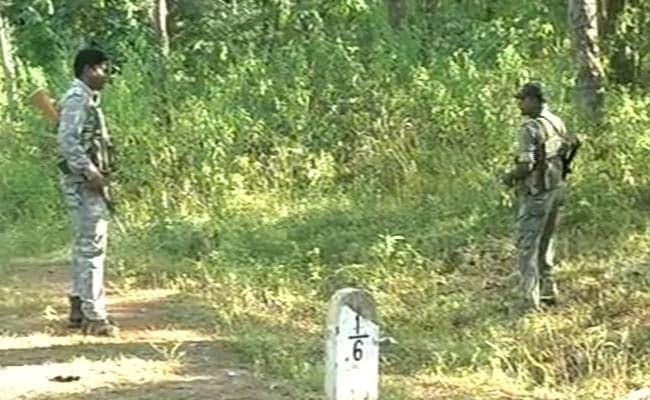 छत्तीसगढ़ में ऑपरेशन 'प्रहार 2': सुरक्षा बलों का दावा, 6 माओवादी हुए ढेर