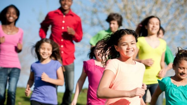 Time to Be Active: Why Children Need to Start Caring About Their Heart