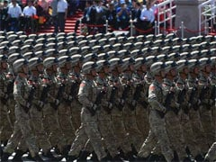 China To Downsize Army To Under A Million In Biggest Troop Cut: Report