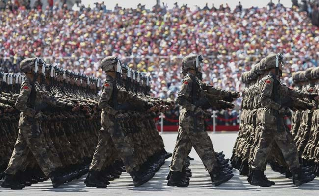 China's Military Growing Fast, Can Soon Rival Us: Top US Admiral