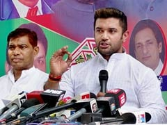 Chirag Paswan Says His Party Will Contest 50 Seats In Jharkhand By Itself
