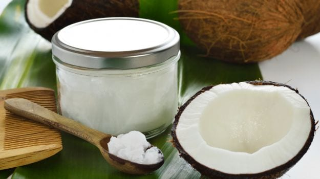 coconut oil 625