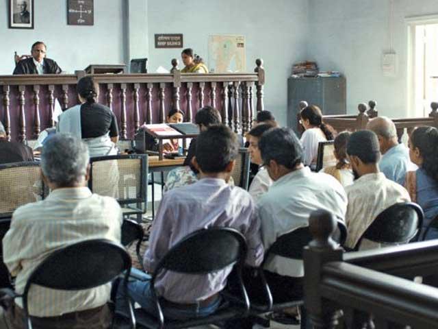 Amol Palekar and Jury Pick Court as India's Oscar Entry