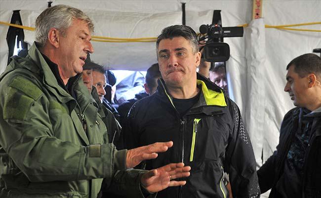 Main Rivals in Croatia Vote: Struggling PM Vs Former Spy Chief