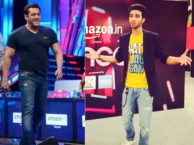 When Salman Khan and Raghav Juyal Danced to a Hero Song