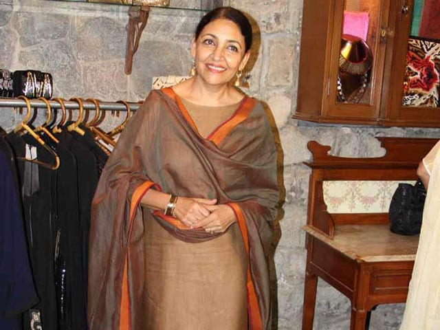 Deepti Naval: Should Have Done Theatre 30 Years Ago