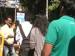 Over 1 lakh Students Vote in Delhi University Elections