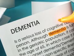 Getting Forgetful Could Be Sign of Dementia