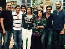To Shah Rukh Khan and Team <i>Dilwale</i>, Biryani From Sania With Love