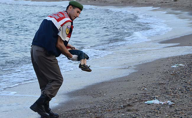 Drowned Toddler Sparks Fresh Horror Over Europe Migrant Crisis
