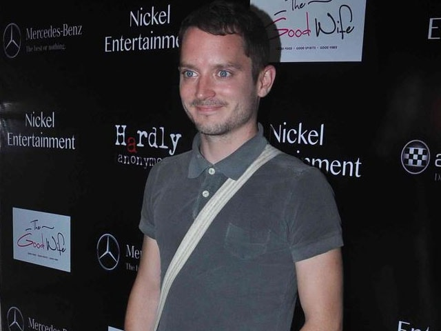 Elijah Wood Had a Blast at Party, Says Masaan Producer