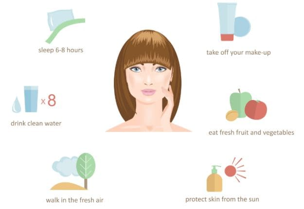 beauty tips for skin