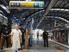 Faridabad Metro Line's Overbridges to Have Solar Panels