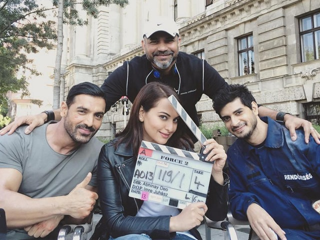 After Delays, John Abraham's Force 2 Shoot in Budapest Going Well