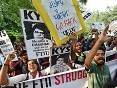 Agitating FTII Students, Government Hold Talks, Deadlock Continues