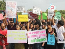 FTII Students End Hunger Strike, Talks With Government on Tuesday