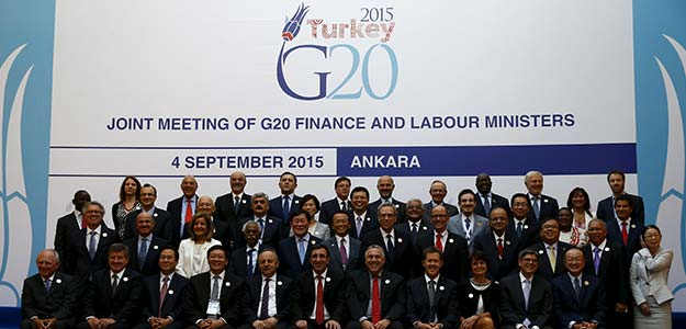 G-20 Eyes Faster Economic Reforms as Cheap Credit Not Enough for Growth