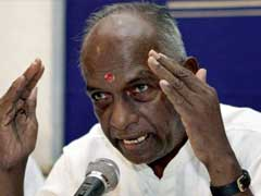 Govindacharya Endorses NDA Government's U-Turn on Land Bill
