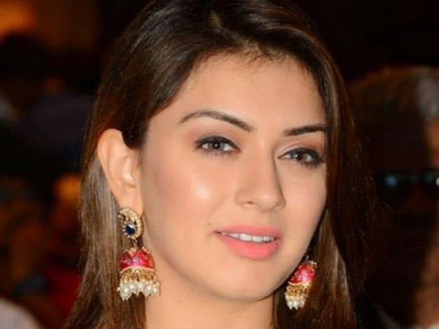 Puli Star Hansika Motwani on Sridevi and Being a 'Princess' at Home