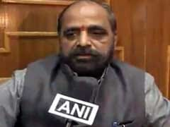 Don't Have Info On Any Proposal To Ban Sanatan Sanstha: Hansraj Ahir