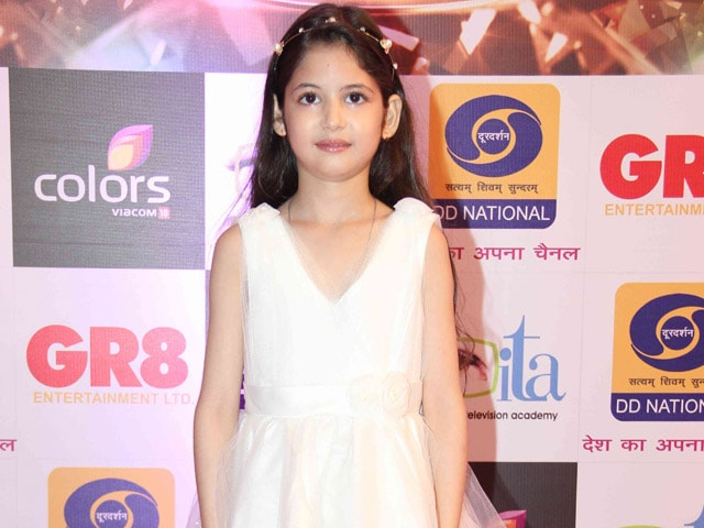 Harshaali Malhotra Wins an Award For Bajrangi Bhaijaan