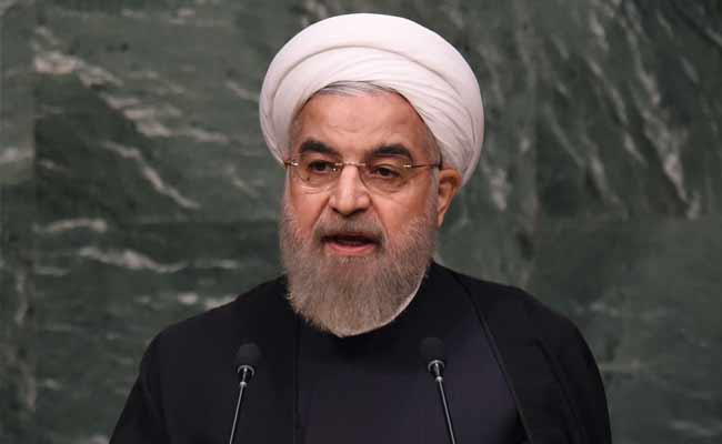 Iran Does Not Want 'New Tensions' In Mideast: Hassan Rouhani