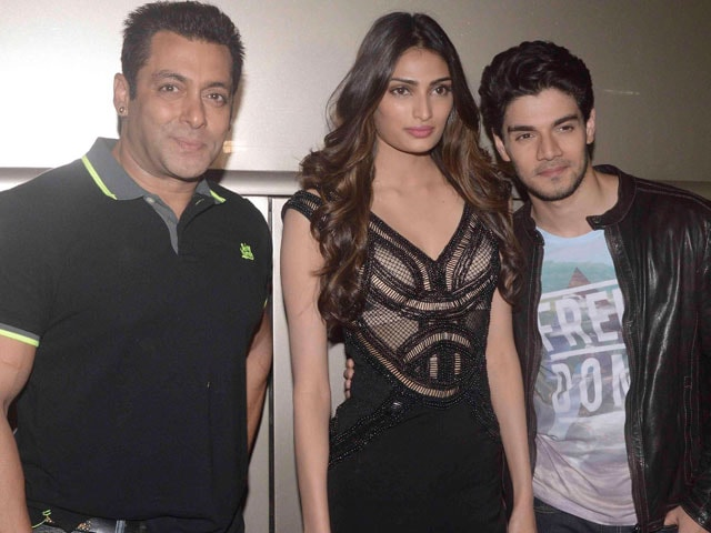 Why Salman Launched Athiya Shetty and Sooraj Pancholi in Hero