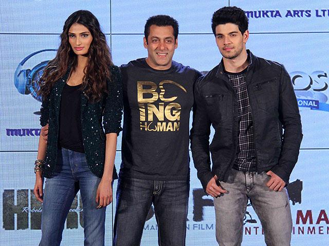 Hero Releases, Salman Asks World to 'Welcome' Sooraj and Athiya