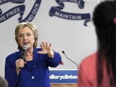Hillary Clinton Urges Gun Control After Deadly Oregon Shooting