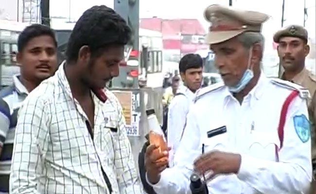 BJP-Ruled Uttar Pradesh, Uttarakhand Join Front Against New Traffic Fines