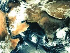 पहली सालगिरह पर मंगलयान का तोहफा : लाल ग्रह से बेहद खूबसूरत दिखता है हिन्दुस्तान