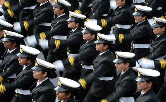 Policy To Not Induct Women In Navy Where Sea Time Is Mandatory: Centre
