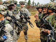 For India, US Soldiers Training Together, Working Around English