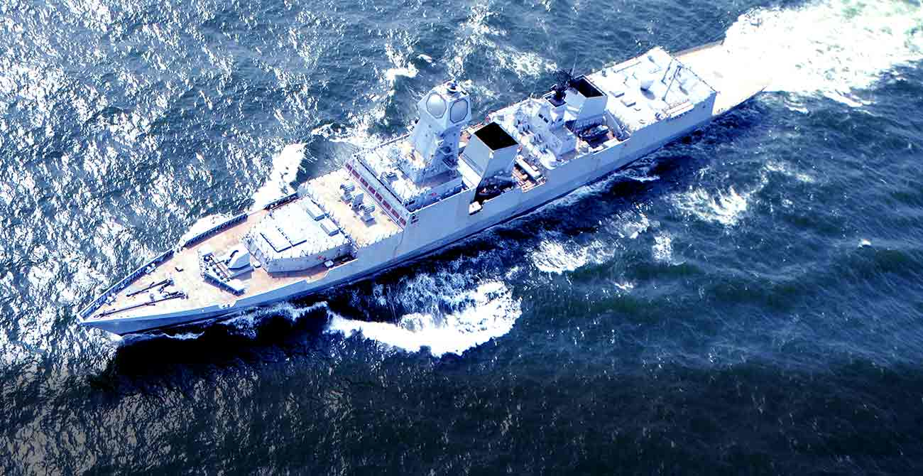 Inside India S New And Deadliest Warship