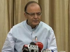 Arun Jaitley Urges US Companies to Invest More in Infrastructure