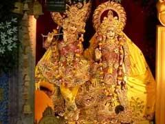 वृन्दावन के विश्वविख्यात बांकेबिहारी मंदिर में भी उठी महिलाओं को बराबर की भागीदारी देने की बात