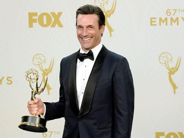 Emmy Awards 2015: Jon Hamm Finally, Finally Wins Best Actor