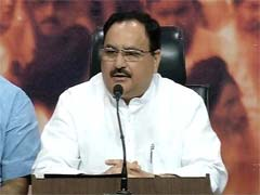 Union Minister J P Nadda Launches IT-Enabled Tool To Help Quit Tobacco