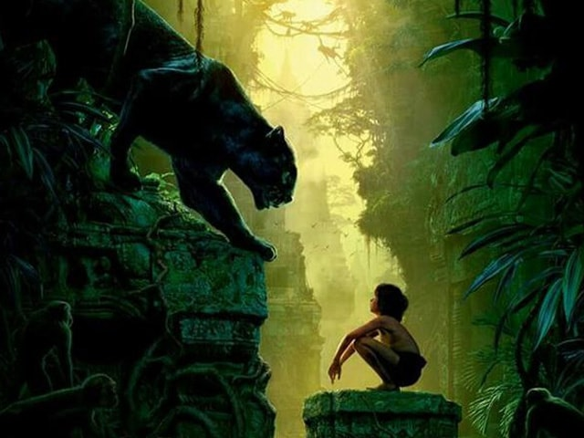 A Glimpse of The Jungle Book: Teaser Shows Mowgli in the Wild