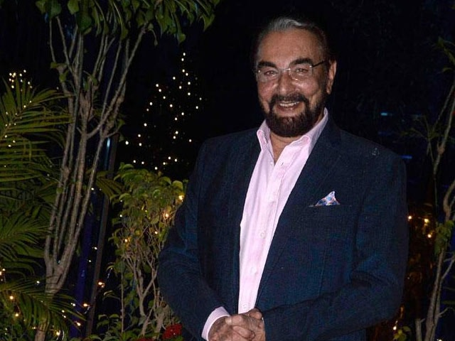 Kabir Bedi Enjoyed Working in Malayalam Film Anarkali