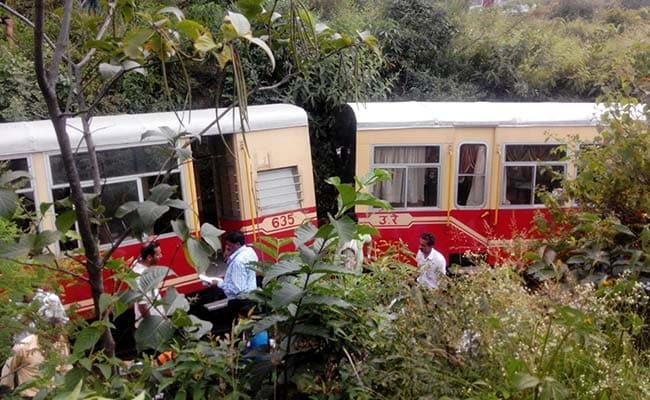 2 Dead, 8 Injured as Toy Train Derails in Himachal Pradesh