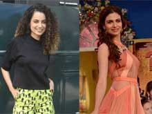 'Kangana is Real, Comes From Nowhere,' Says Kapil Sharma's Heroine Simran
