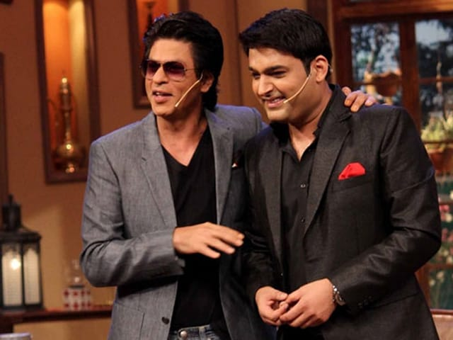 Shah Rukh Khan, Dilwale Unit to Watch Kapil Sharma's Film in Hyderabad